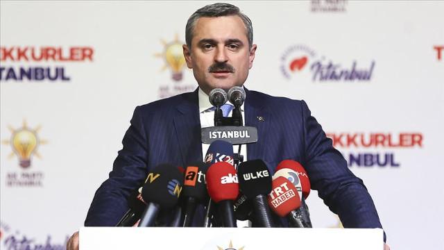 AK Parti İstanbul İl Başkanı: Oyların tümü sayılmış olsaydı seçim lehimize sonuçlanırdı