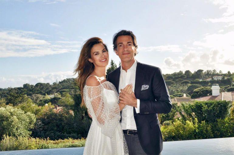 Tülin Şahin Portekizli sevgilisiyle dünyaevine girdi - Page 1