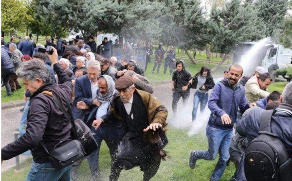 Diyarbakır'da izinsiz gösteriye müdahale! - Page 4