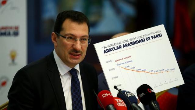 AK Parti'den YSK açıklaması