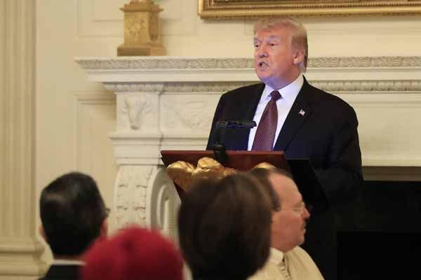 Trump, Beyaz Saray'da iftar verdi - Page 3