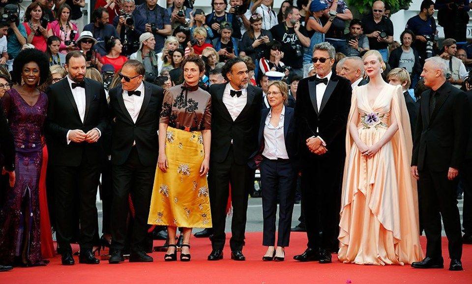 72. Cannes film festivali başladı. - Sayfa 1