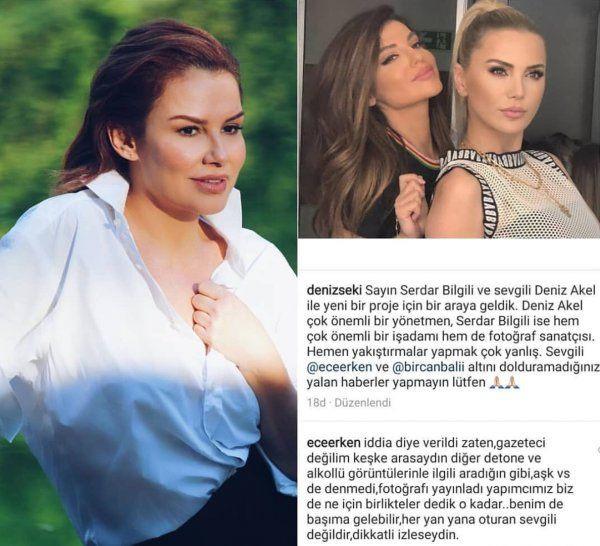 Ece Erken ile Deniz Seki Sosyal Medyada tartıştı - Page 3