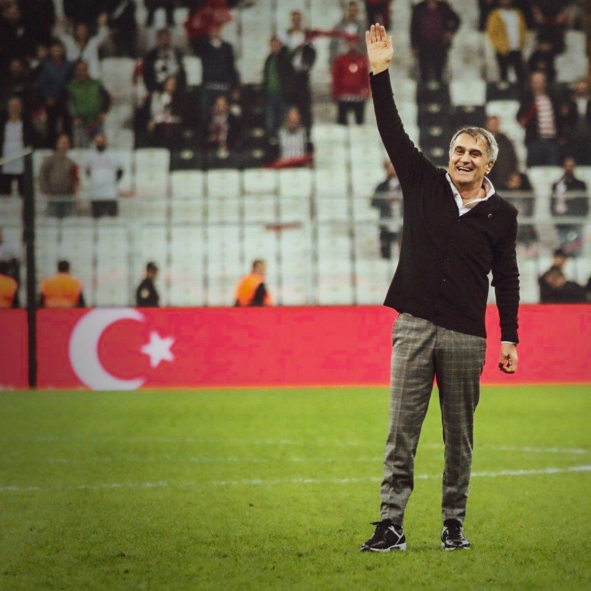 Şenol Güneş Beşiktaş'a veda etti - Sayfa 3