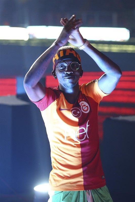 Galatasaray'ın şampiyonluk kutlamalarından görüntüler - Page 3