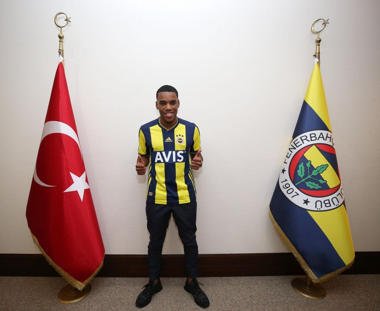 Rodriges Fenerbahçe'de! Transfer resmen açıklandı - Page 2