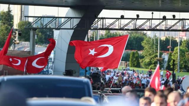 Cumhurbaşkanı Erdoğan: 15 Temmuz'da millet iradesine uzanan eli kırdı