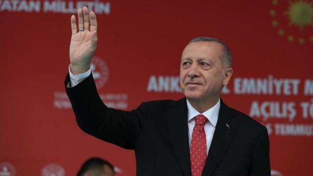 Cumhurbaşkanı Erdoğan: İnşallah Nisan 2020'de son noktayı koyuyoruz