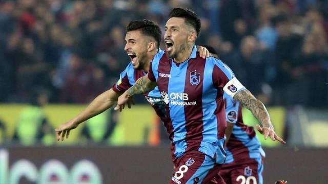 Trabzonspor'da gündem Sosa