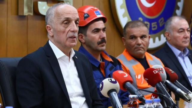 TÜRK - İŞ Eylem kararı aldı