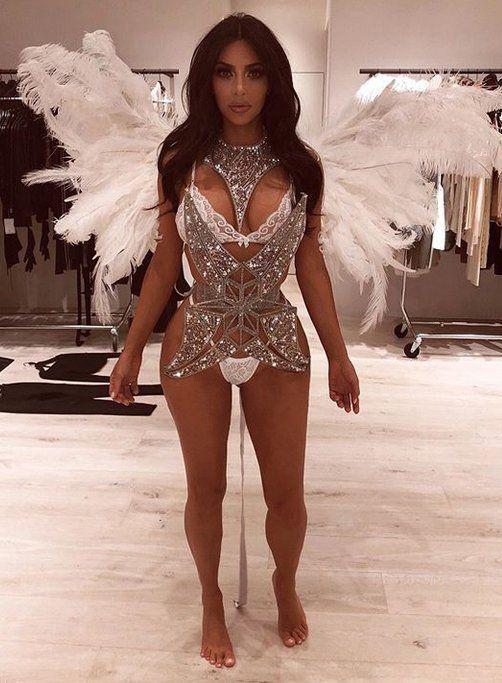 Kim Kardashian linç yedi - Sayfa 4