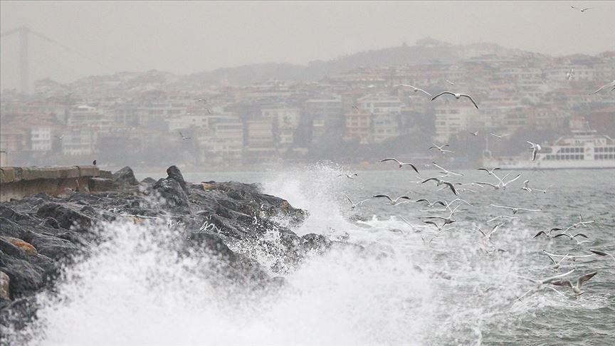 İstanbul'a fırtına geliyor! - Sayfa 1