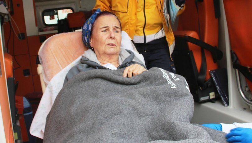 Fatma Girik hastaneye yatırıldı - Sayfa 1