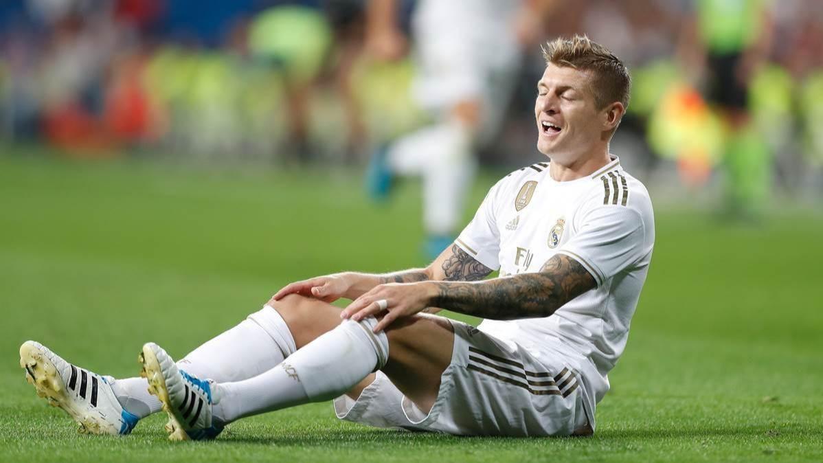 Real Madrid'de Kroos sakatlandı! Galatasaray maçında yok - Sayfa 4