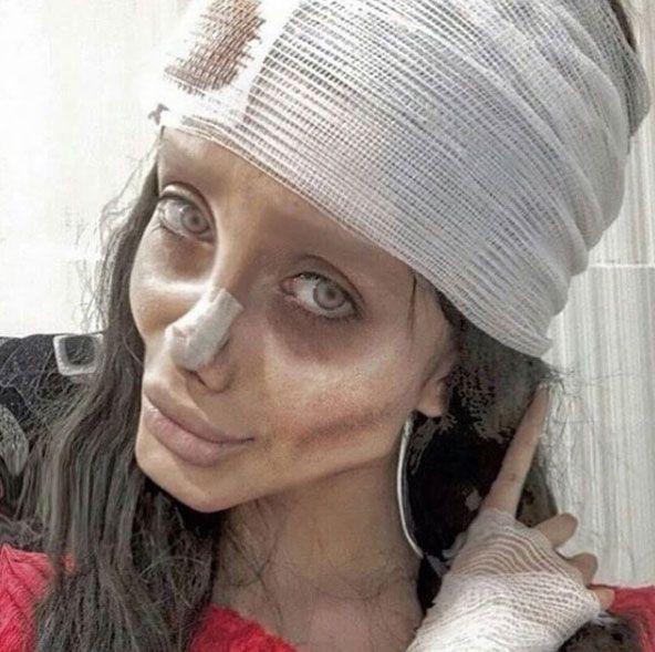 İranlı Angelina Jolie tutuklandı - Sayfa 2