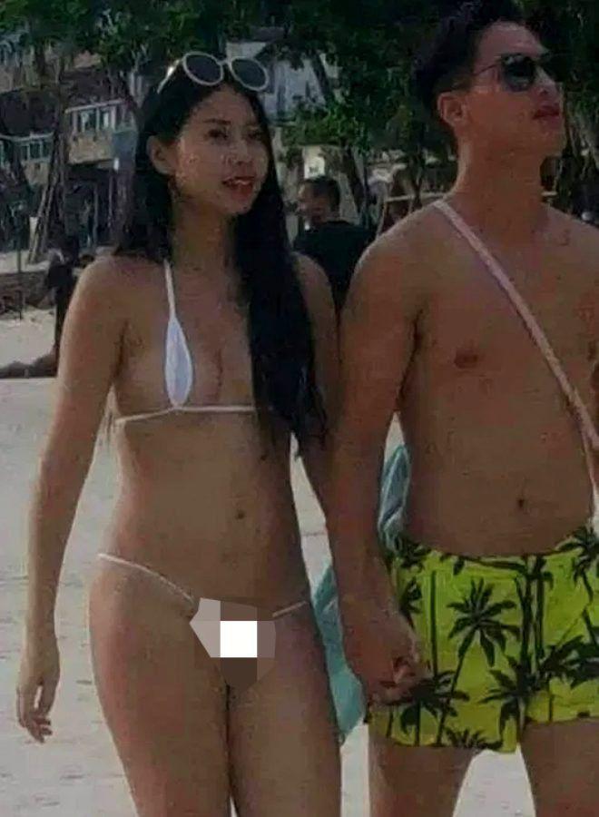 Anormal bikinisi nedeniyle gözaltına alındı - Sayfa 1