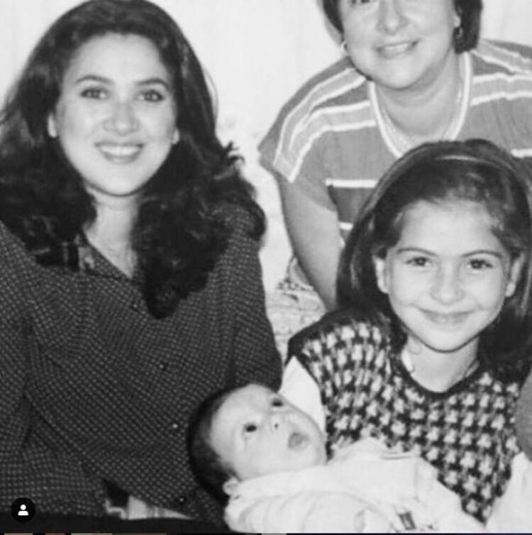 Zeynep Korel'den yeni açıklama: Annem İki kızını birbirine kırdırdı - Sayfa 2