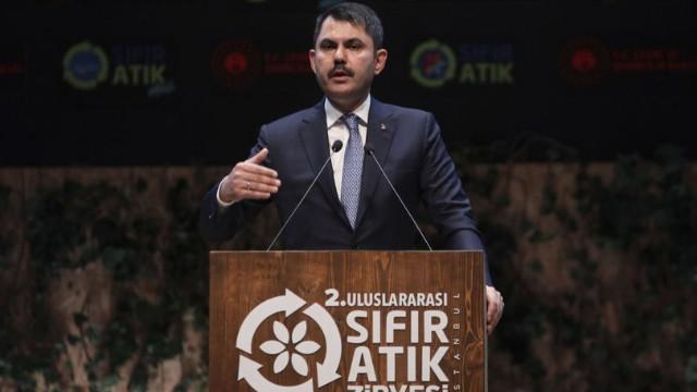 Bakan Kurum'dan Boğaziçi imar yetkisi açıklaması
