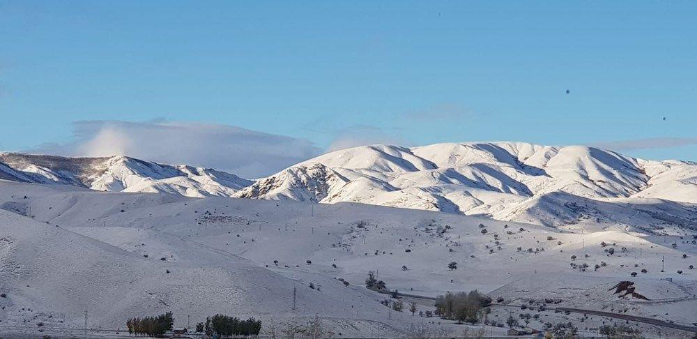 Erzurum'da halk güne kar ile uyandı - Sayfa 4