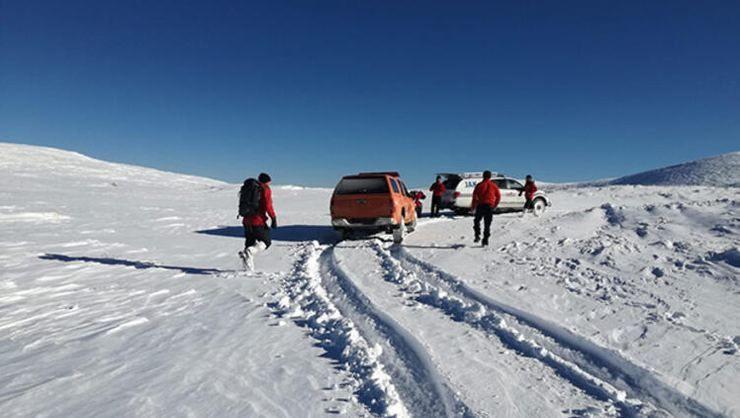 Kayıp iki dağcıyı arama çalışmaları devam ediyor - Sayfa 3