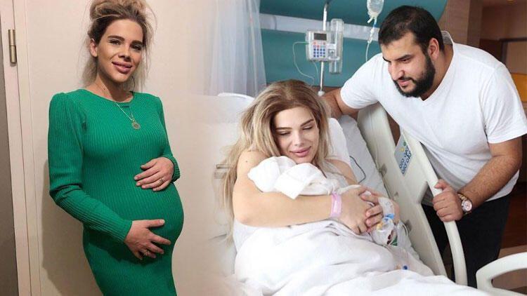 Damla Ersubaşı 2. kez anne oldu - Sayfa 1
