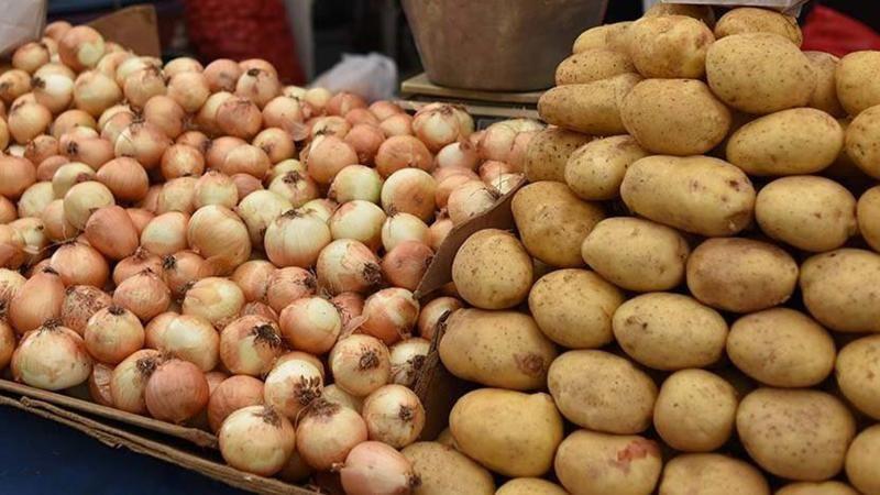 Patates ve soğanda yeni düzenleme! - Sayfa 1
