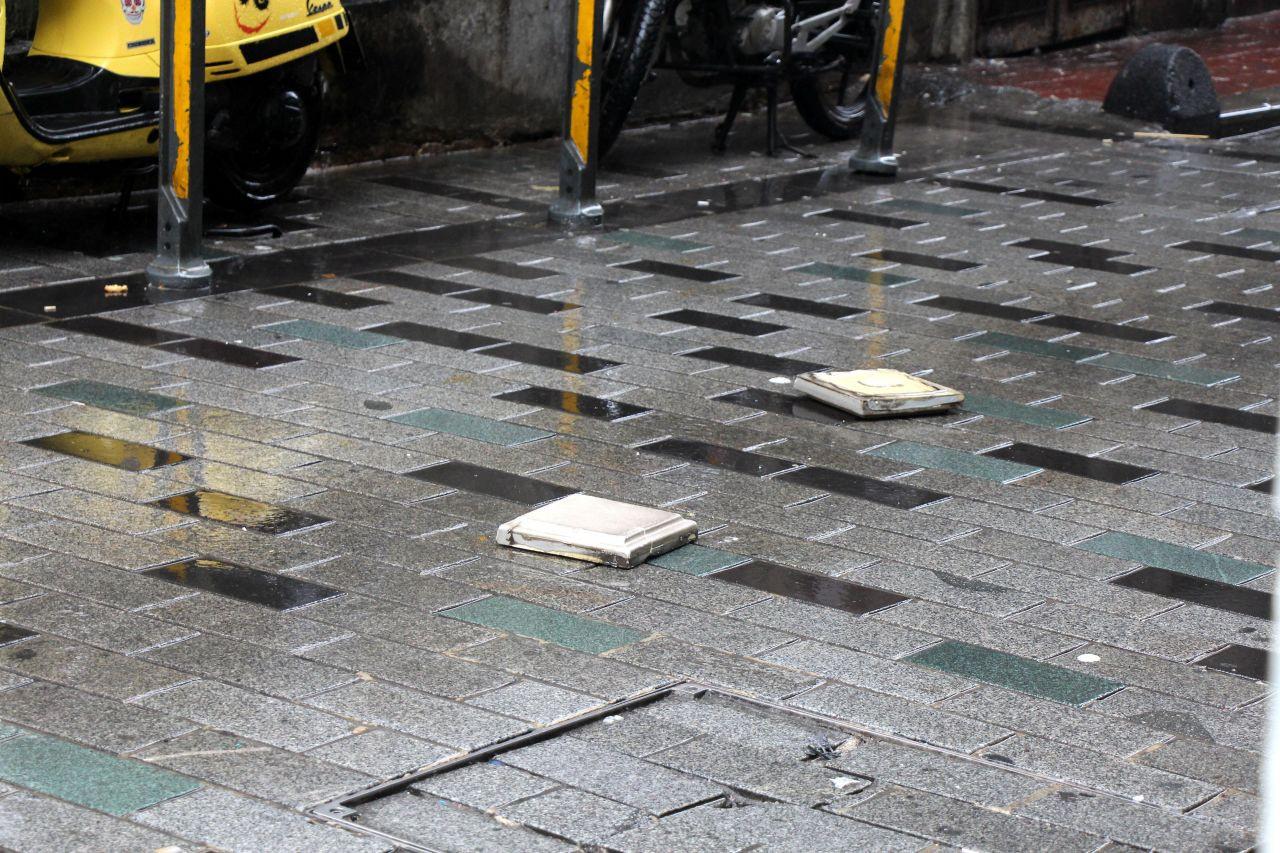 Binadan kopan beton taksiye saplandı - Sayfa 3