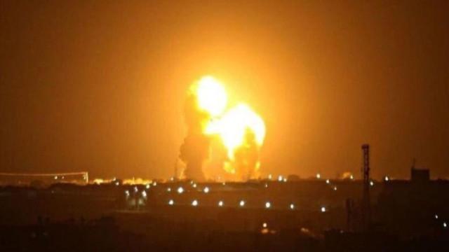 İran'dan ABD'ye misilleme! İki ABD üssü vuruldu