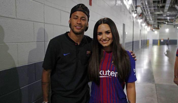 Neymar ve Demi Lovato aşk mı yaşıyor? - Sayfa 1