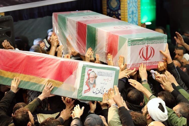 Süleymani'nin cenazesi Kirman'da toprağa verildi - Sayfa 2