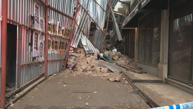 Beyoğlu'nda bina çöktü! - Sayfa 4