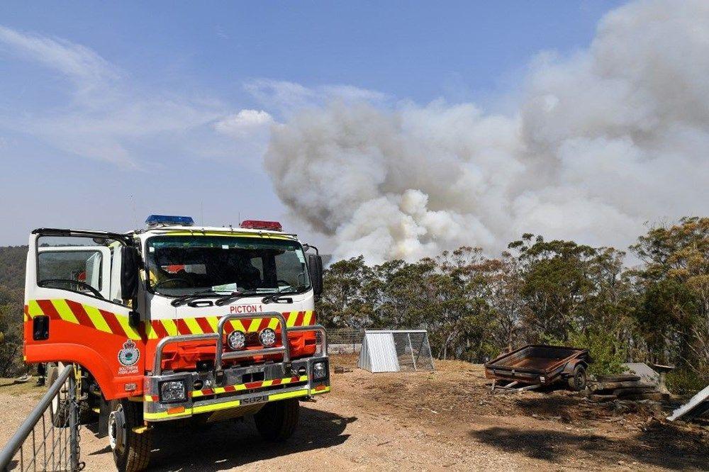 Yangınları söndüremeyen Avustralyalı yetkililer: Şansınız varken kaçın - Sayfa 2