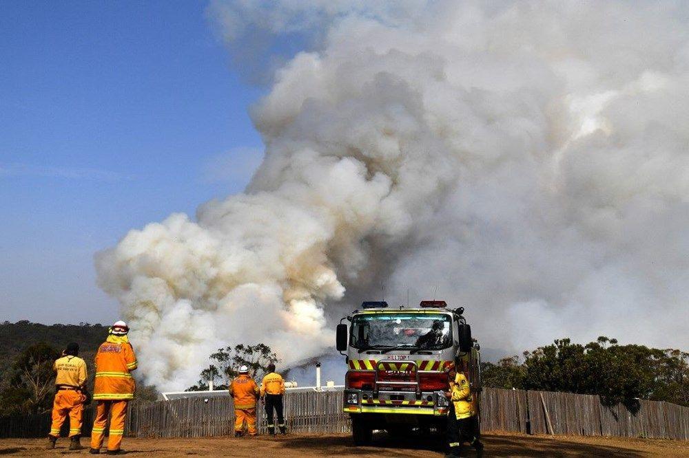 Yangınları söndüremeyen Avustralyalı yetkililer: Şansınız varken kaçın - Sayfa 3