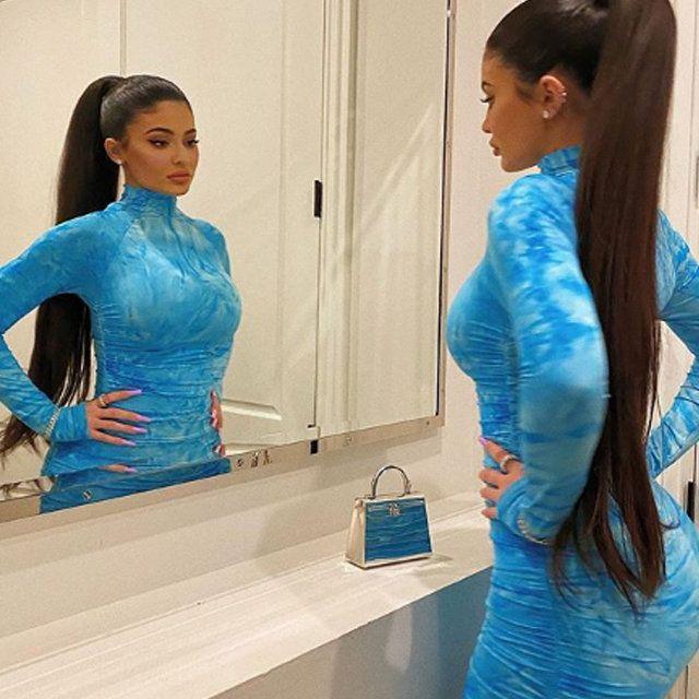 Kylie Jenner'ın 300 TL'lik elbisesi olay oldu - Sayfa 3