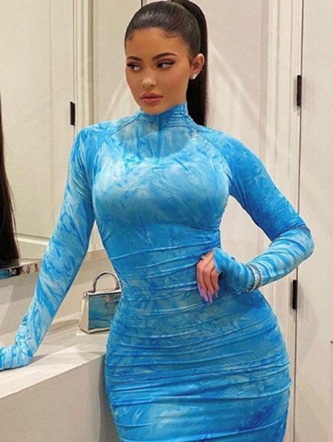 Kylie Jenner'ın 300 TL'lik elbisesi olay oldu - Sayfa 4