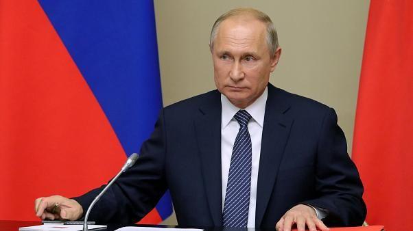 Putin'den referandum önerisi! - Sayfa 1