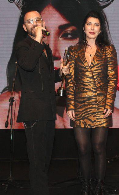 Ayaklı Gazete TV Yıldızları Ödülleri gecesi - Sayfa 3