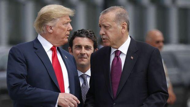 Trump'tan Erdoğan'a taziye! - Sayfa 1