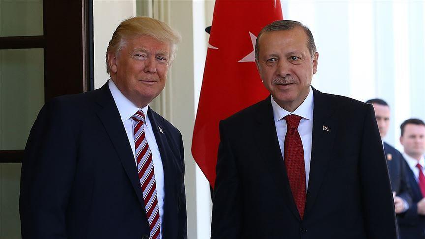 Trump'tan Erdoğan'a taziye! - Sayfa 2