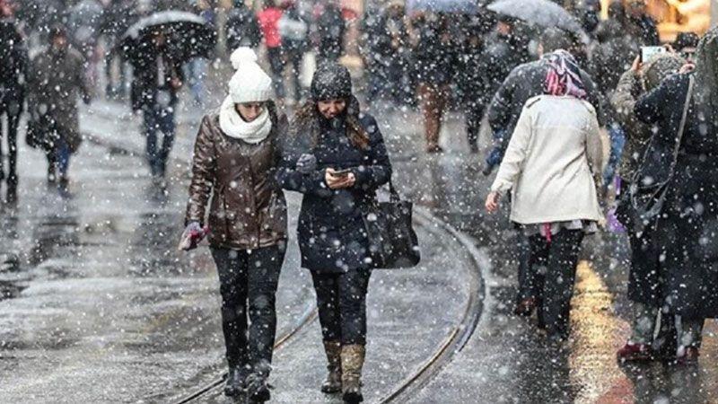 İstanbul'da bu hafta kar bekleniyor - Sayfa 2