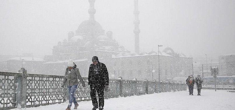 İstanbul'da bu hafta kar bekleniyor - Sayfa 1
