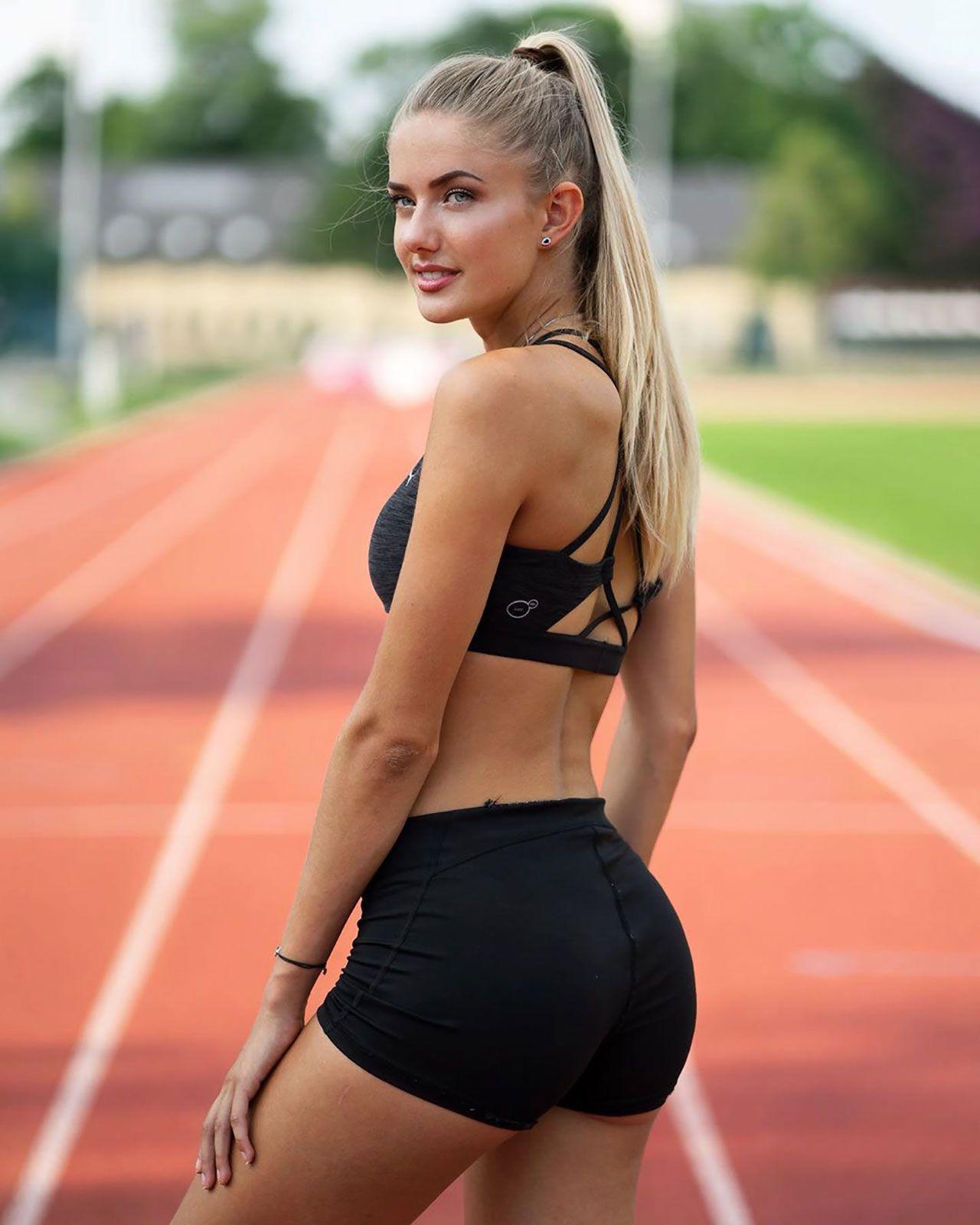 En güzel ve en seksi kadın atlet seçildi - Sayfa 3