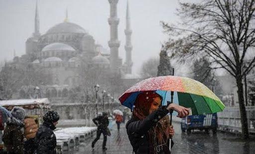 İstanbul'da bu hafta kar bekleniyor - Sayfa 3
