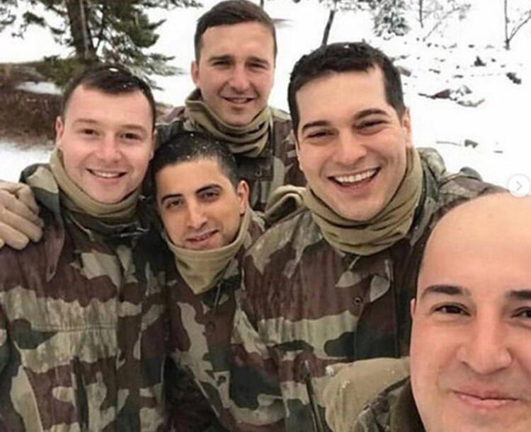 Ulusoy'un yeni askerlik fotoğrafları! - Sayfa 4