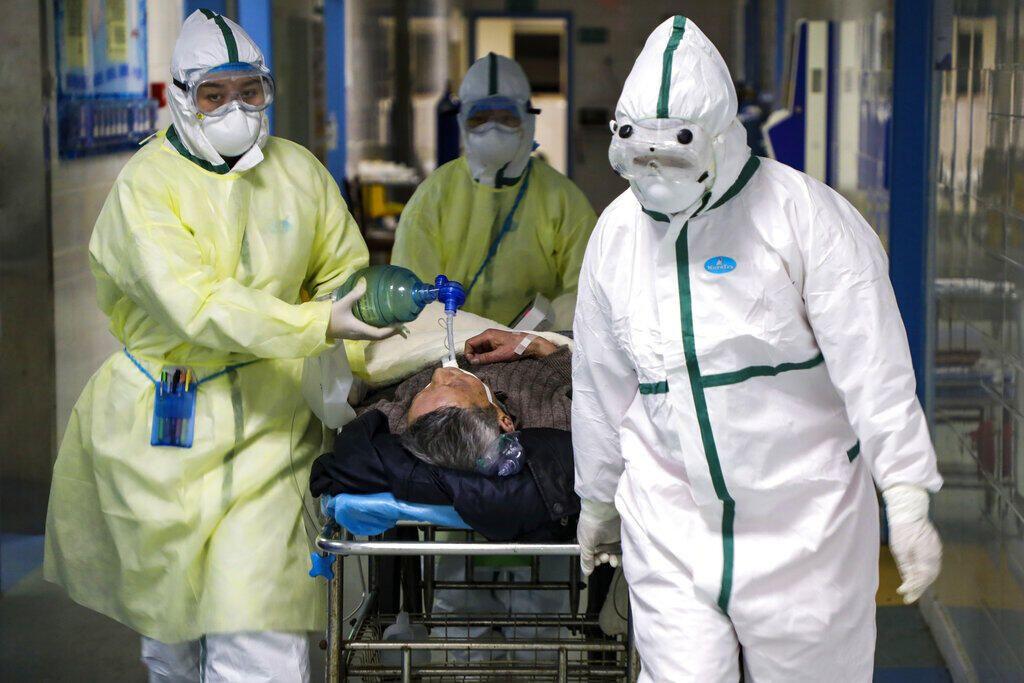 Koronavirüse yeni isim: 'Zatürre' - Sayfa 1