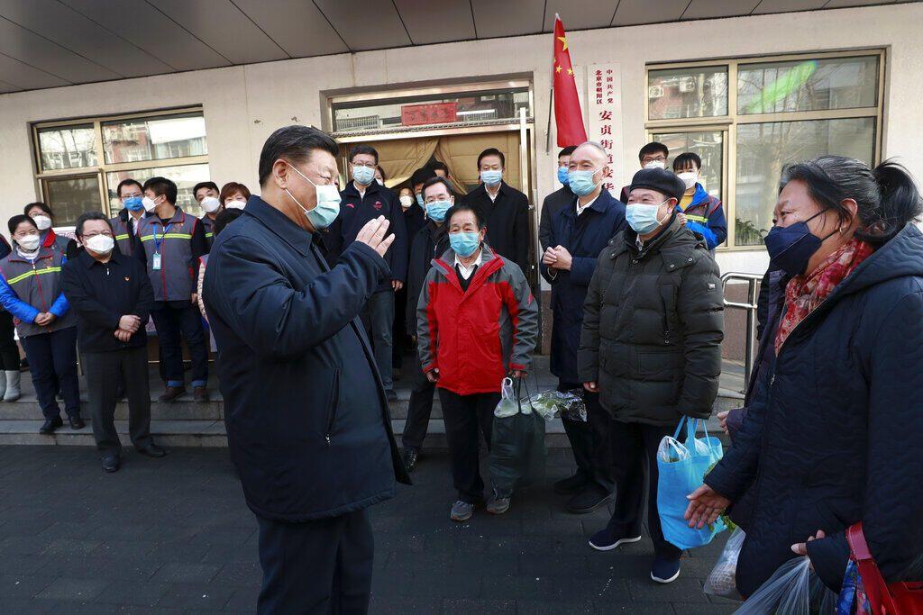 Çin lideri salgın sonrası ilk defa halk karşısına çıktı - Sayfa 2