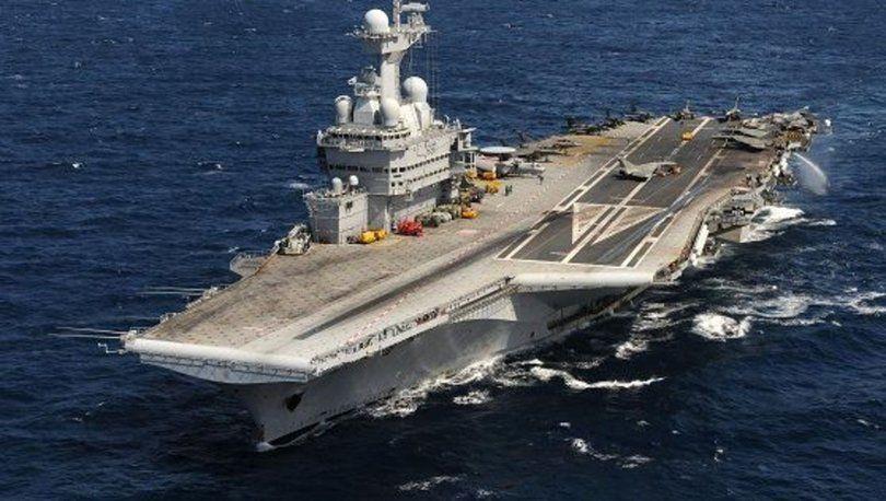 Fransa'dan savaş gemisi, ABD'den üs - Sayfa 1