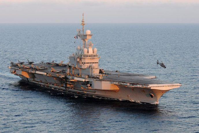 Fransa'dan savaş gemisi, ABD'den üs - Sayfa 2
