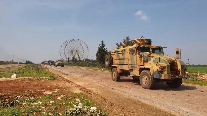 İdlib'de Türk-Rus ortak devriyesi - Sayfa 4