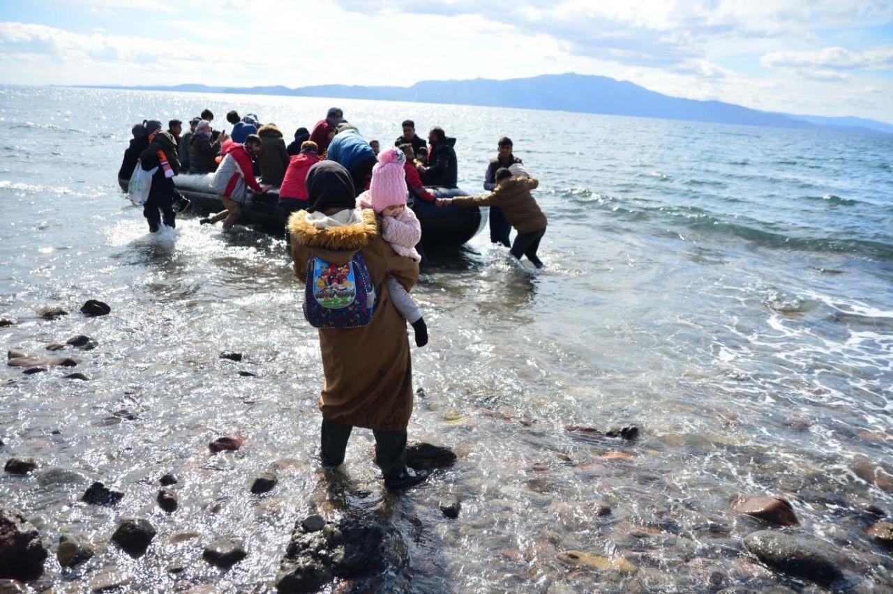 Son iki hafta içinde 147 bin sığınmacı geçiş yaptı - Sayfa 2
